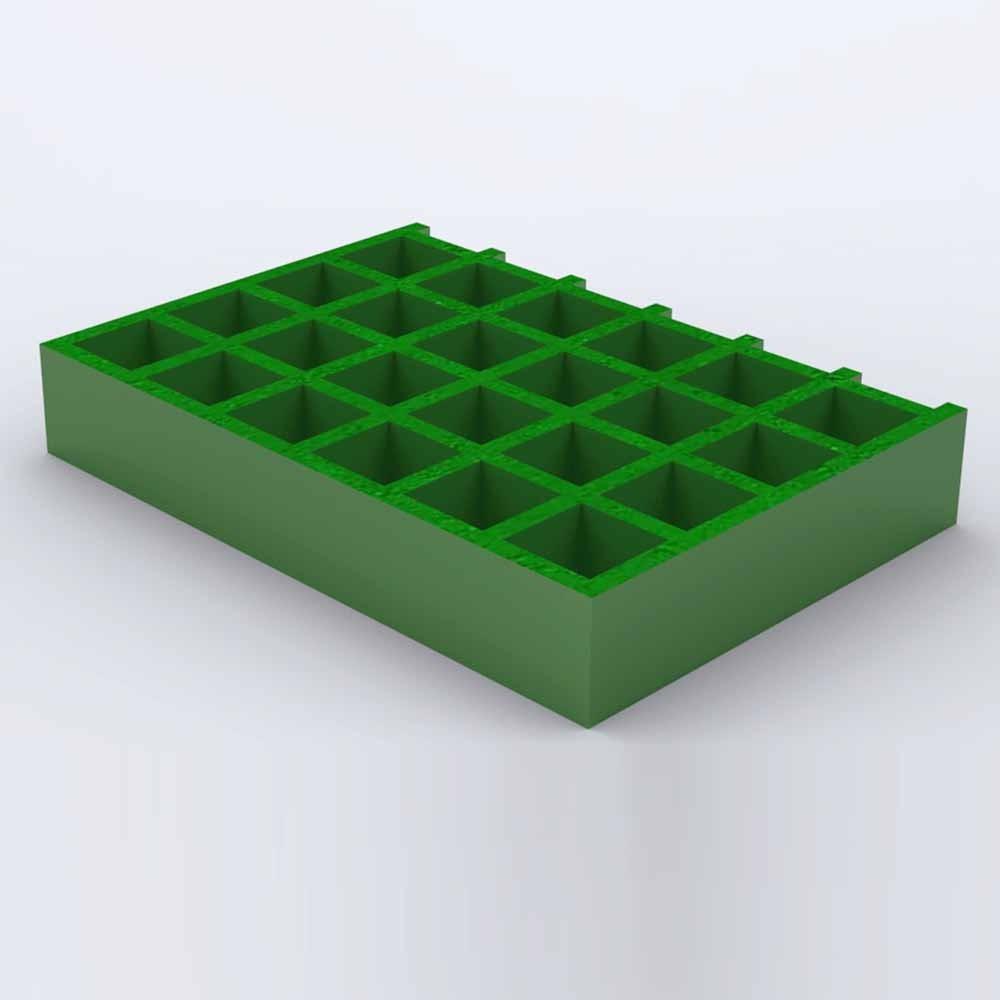 Standard Square Mesh Grating