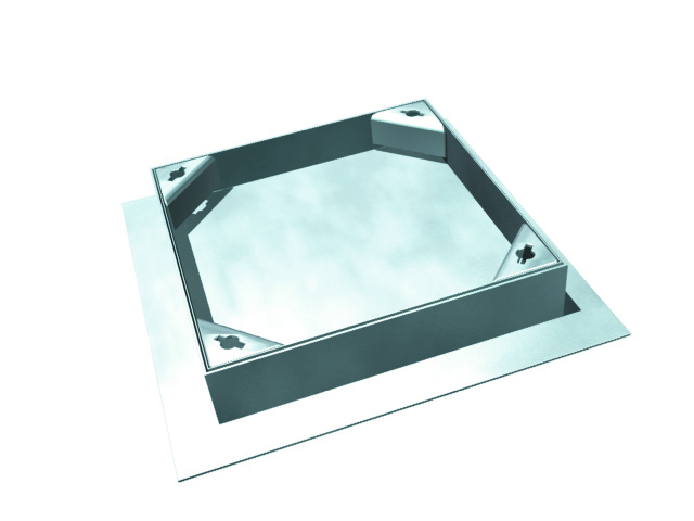 Stainless Steel Man Hole